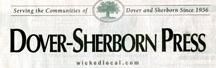 Dover-Sherborn Press masthead